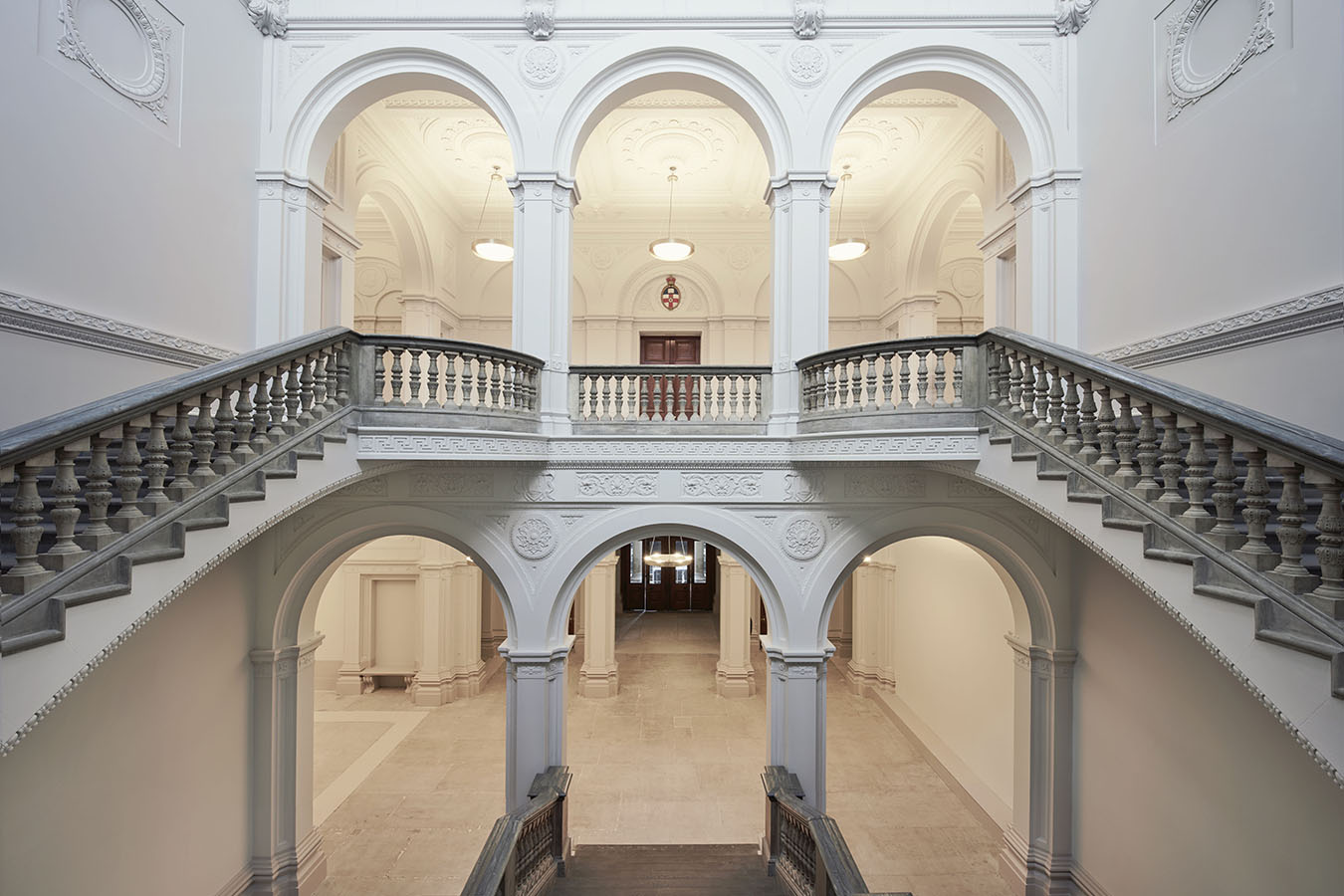 7. The Wohl Entrance Hall c. Rory Mulvey.