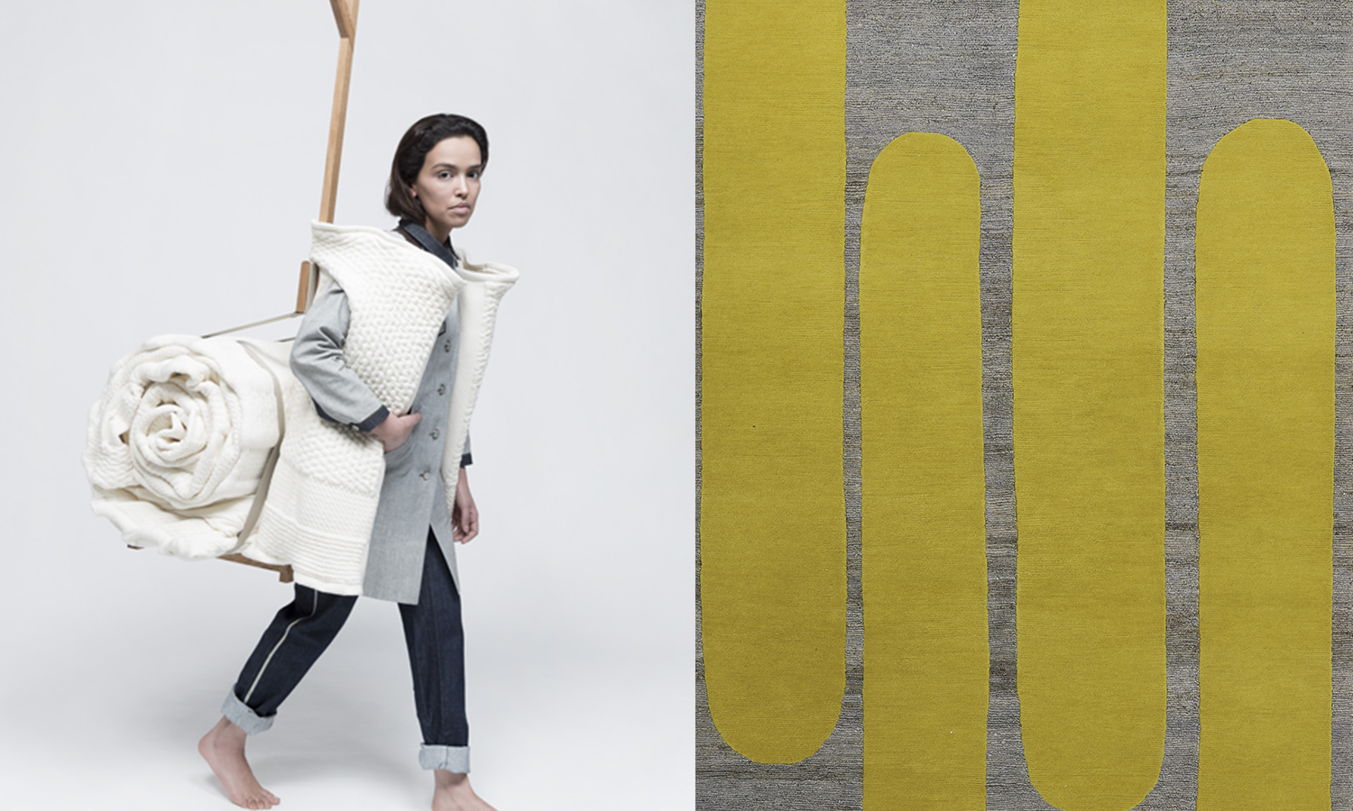 KNOWMAD de Helena Rohner,  DAC RUGS