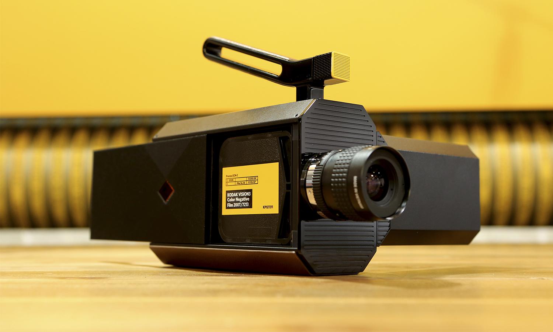 Super 8 de Kodak.