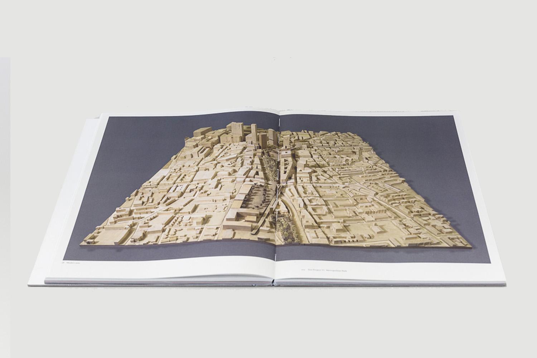 Libro entre David Chipperfieldy Simon Kretz.