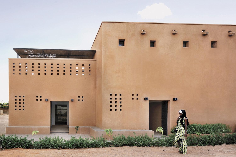 Casa Niamey, Niger.