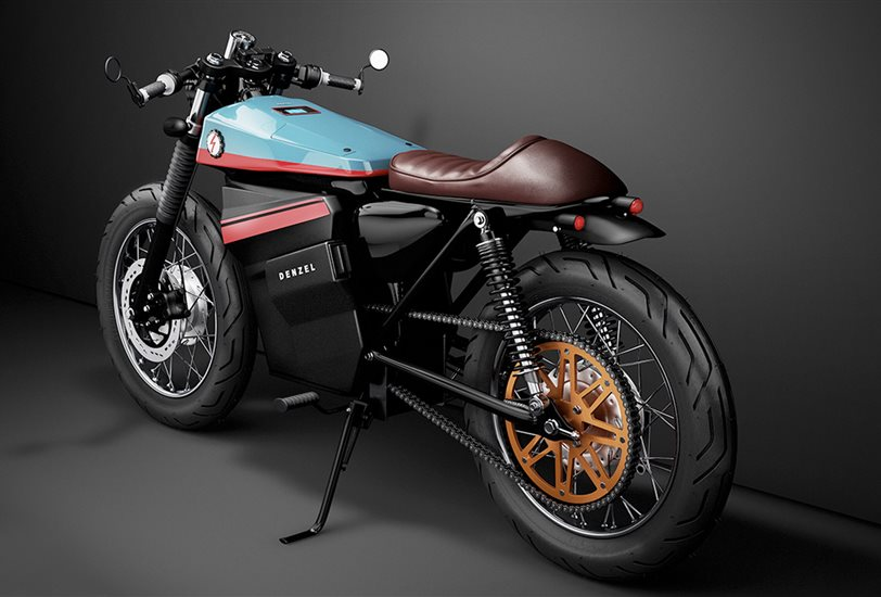 Electric Cafe Racer 1