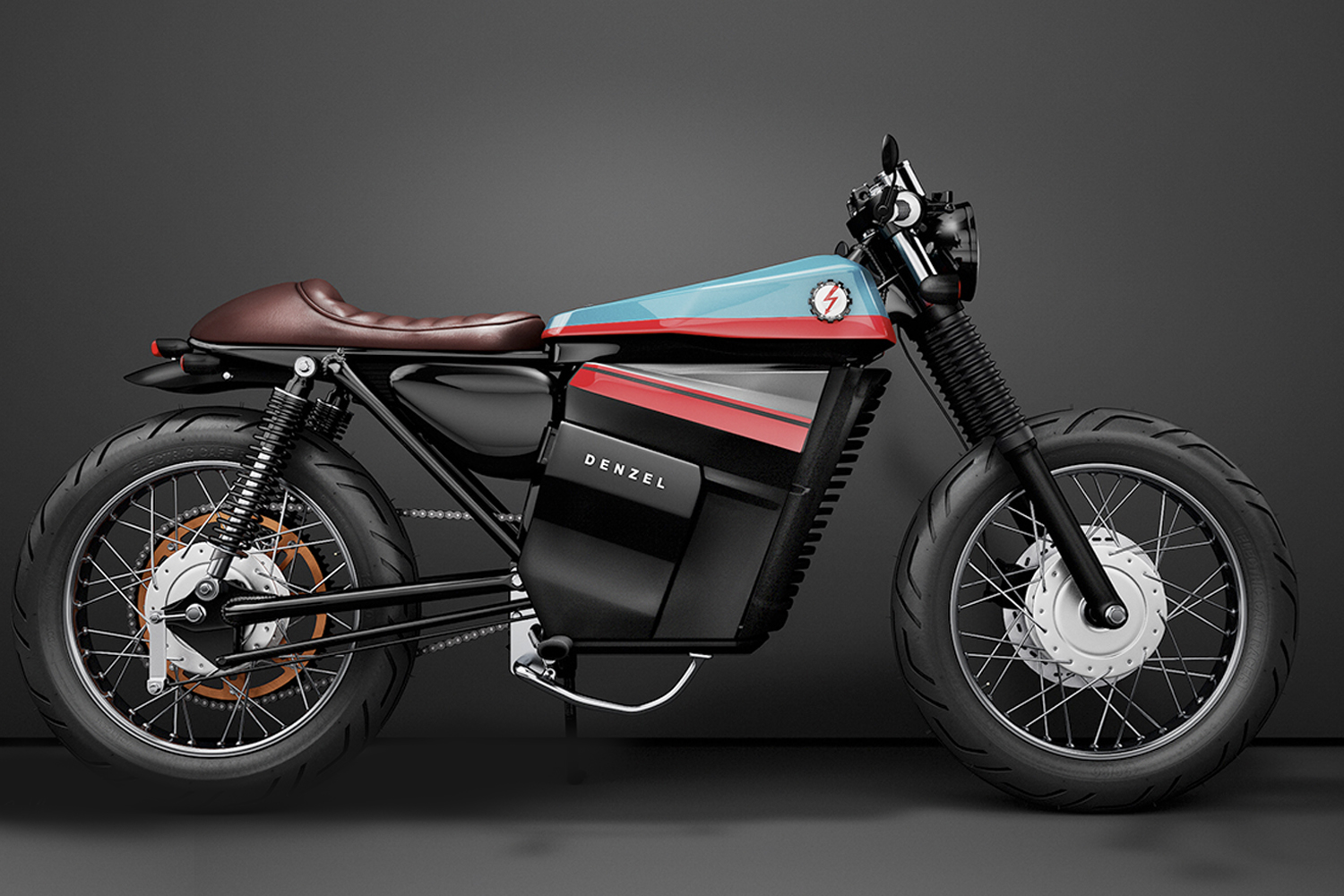 Electric Cafe Racer 1.