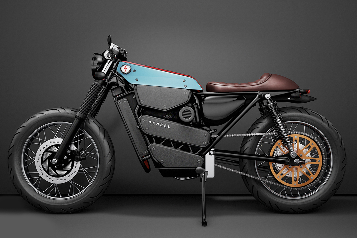 Electric Cafe Racer 2.