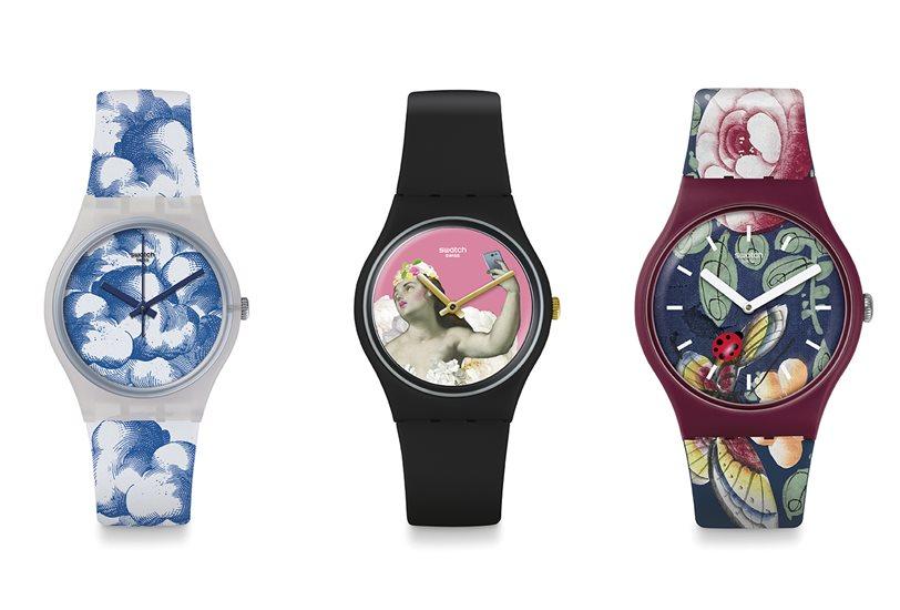 ebe54626f8e4 La relojera suiza estrena una nueva colección inspirada en el mundo del  arte a través de su nuevo proyecto Swatch y los Museos