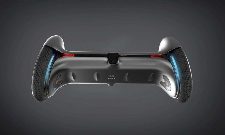 El Axi2 es el diseño de 'hoverboard' de Nepdesign para Audi.