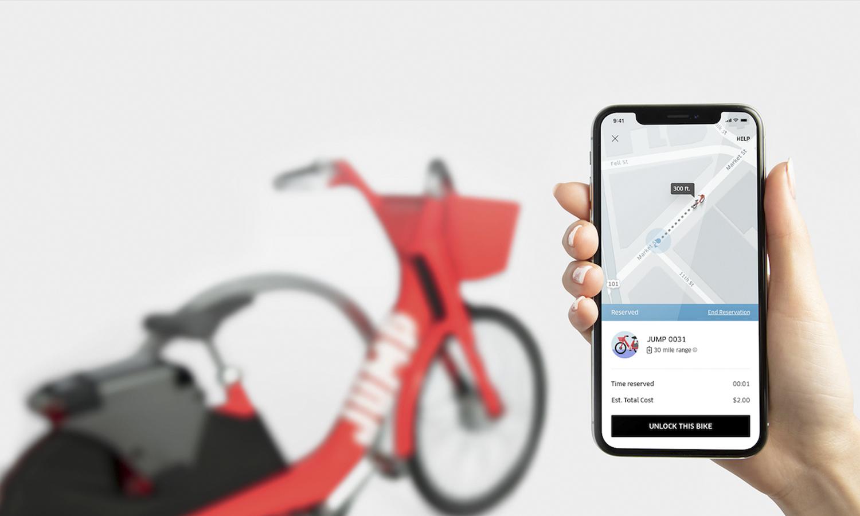 La Jump Bike fue la ultima adquisición de Uber para crear las UberBike.