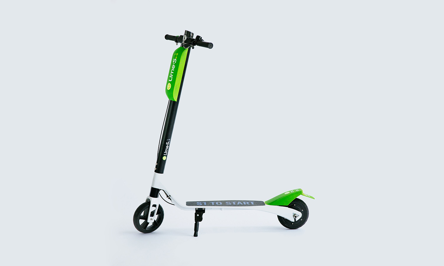 Lime Scooter.