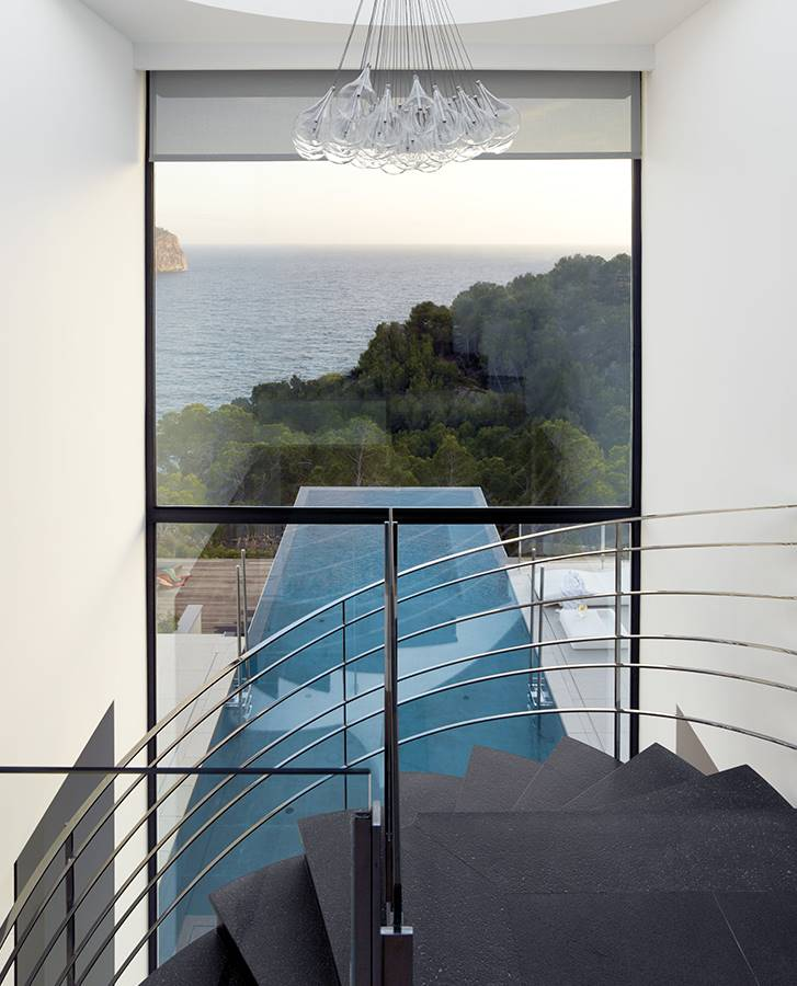 Franklin Design Associates casa blanca piscina 16.