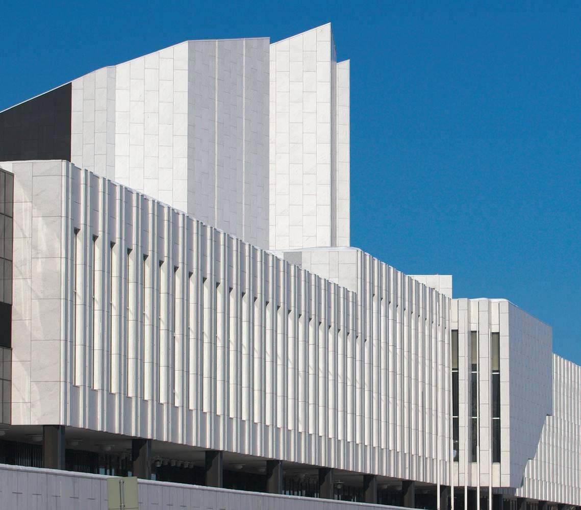 Ayuntamiento de Finlandia, 1971.