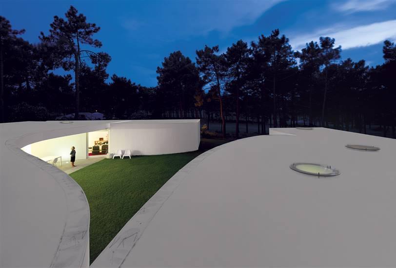 Casas que imitan la Naturaleza