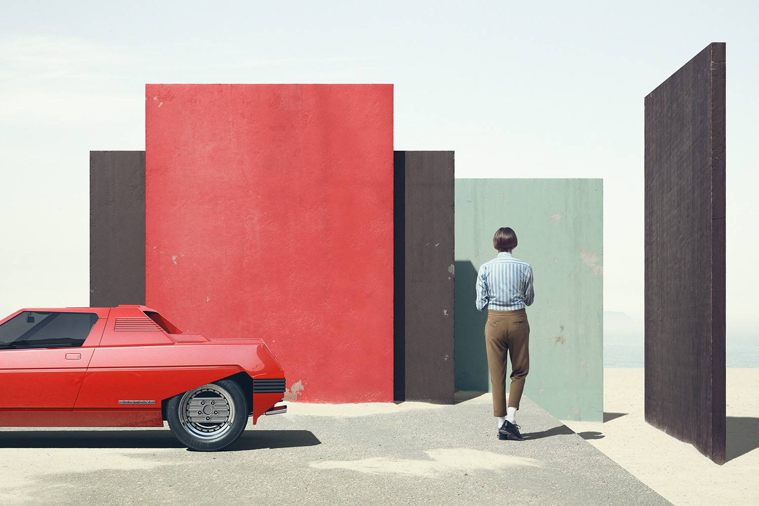 Clemens Ascher, Of Rainbows and other Monuments.