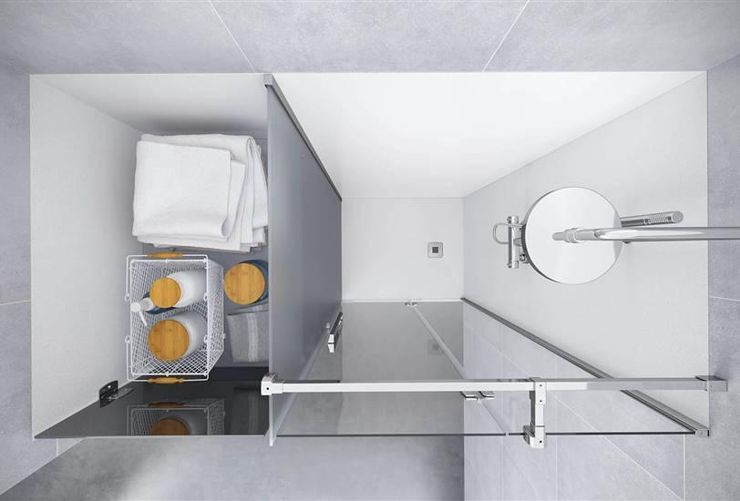 8 ideas para que tu baño parezca más grande