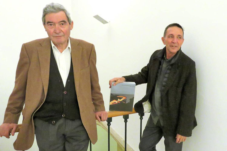JoséAntonio Martínez Lapeña y Elías Torres Tur.