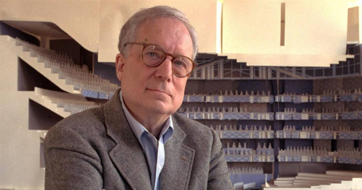 Muere el arquitecto Robert Venturi
