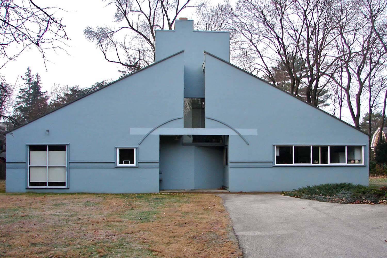 Casa Vanna Venturi, Filadelfia (EE.UU.), 1964.