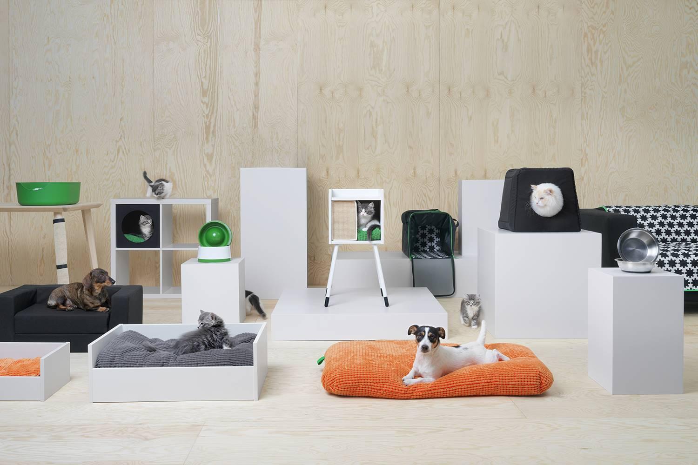 Ikea también amuebla a tu mascota
