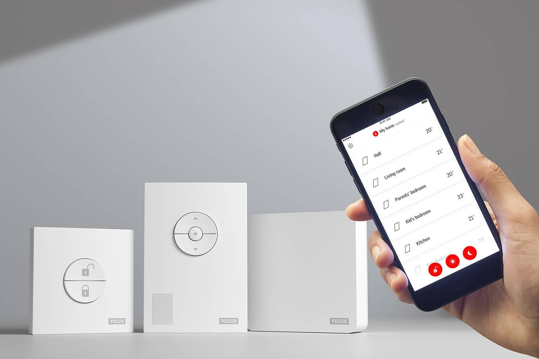 El sistema, basado en sensores y en una aplicación para móvil, facilita el control y manejo intuitivo de las ventanas.