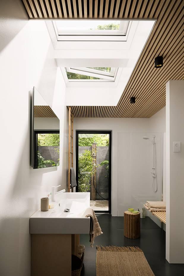 La ventilación automática permite mejorar la calidad de los espacios interiores.