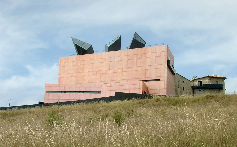 Museo Oteiza en Alzuza.