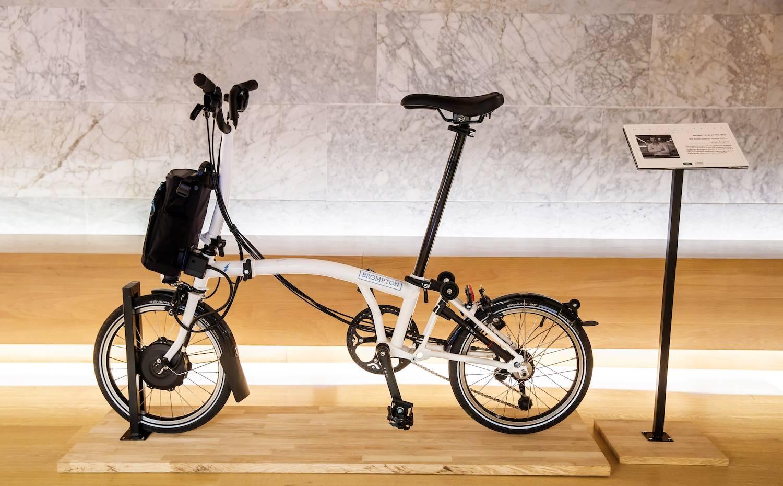 La bicicleta eléctrica diseñada por Will Butler-Adams para la marca Brompton ganó en la categoría de Movilidad.