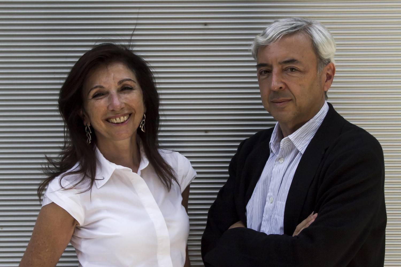 Fuensanta Nieto y Enrique Sobejano.