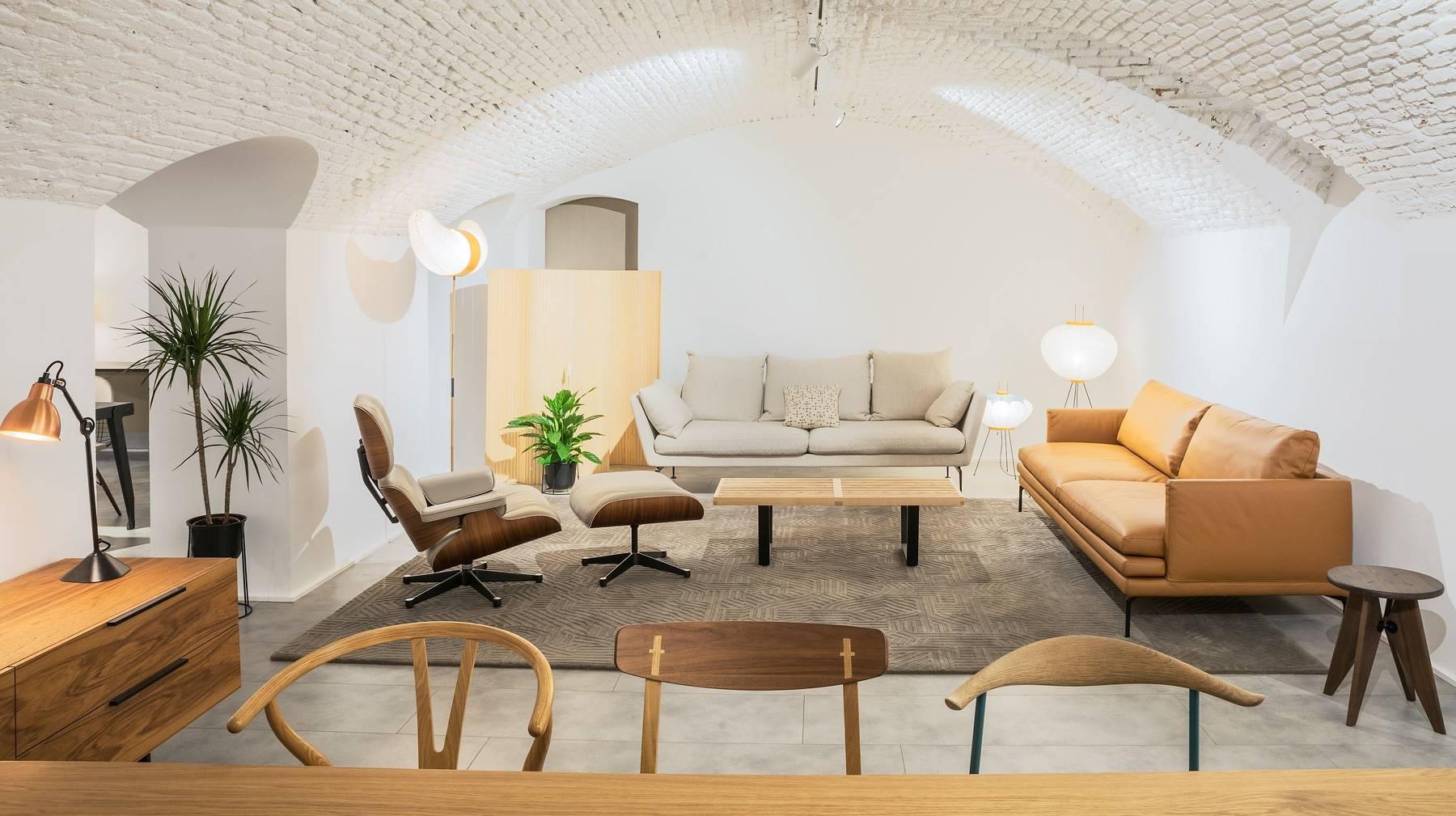 DomesticoShop Madrid abre sus puertas con Castiglioni