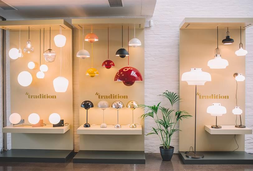 Un nuevo showroom de muebles n rdicos en m laga for Casa de citas malaga