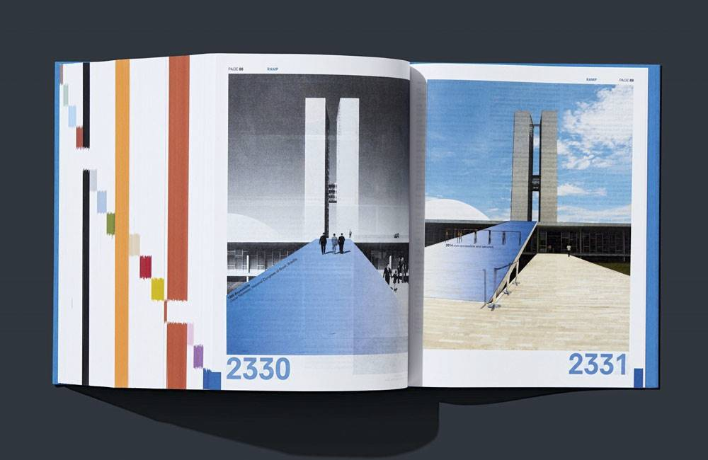 'Elements of architecture', por Rem Koolhaas, es una de las novedades de la editorial Taschen.