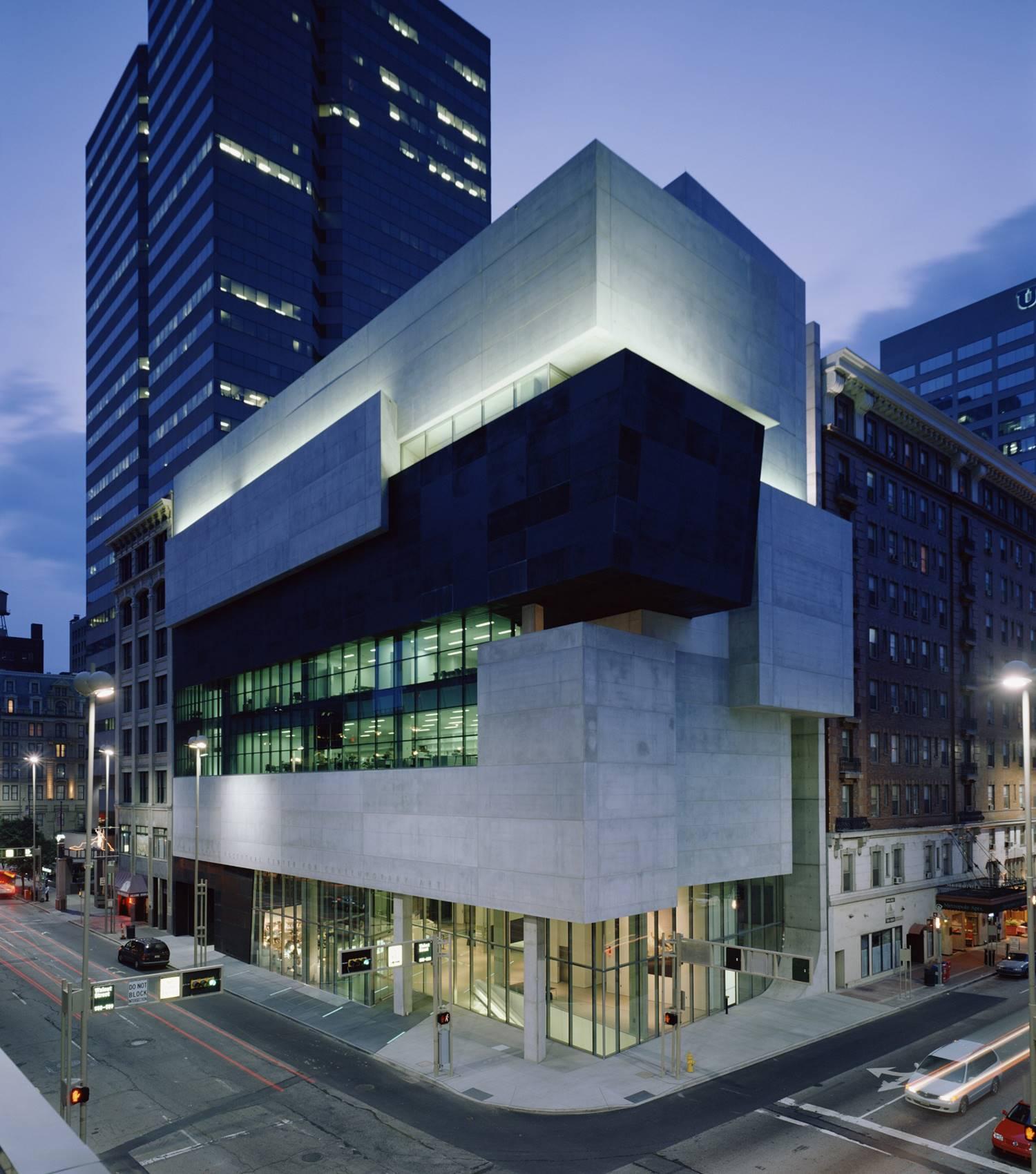 Centro de Arte Contemporaneo Lois&Richard Rosenthal.