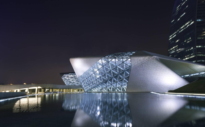 Ópera de Guangzhou.