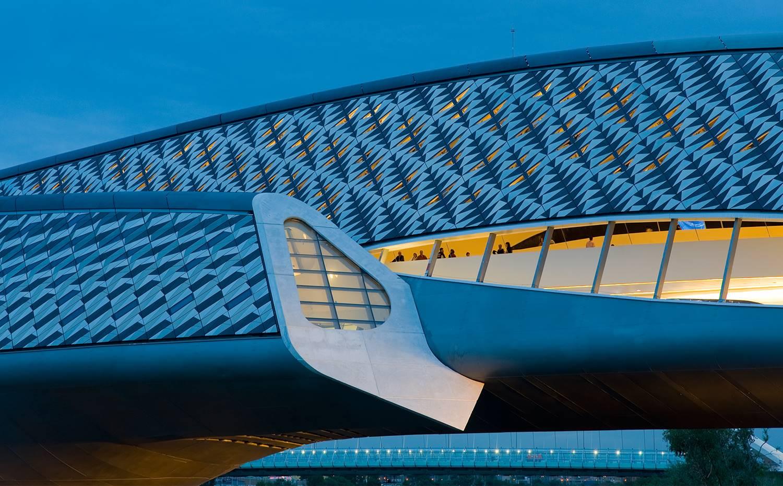 Pabellón Puente para la Exposición Universal de Zaragoza