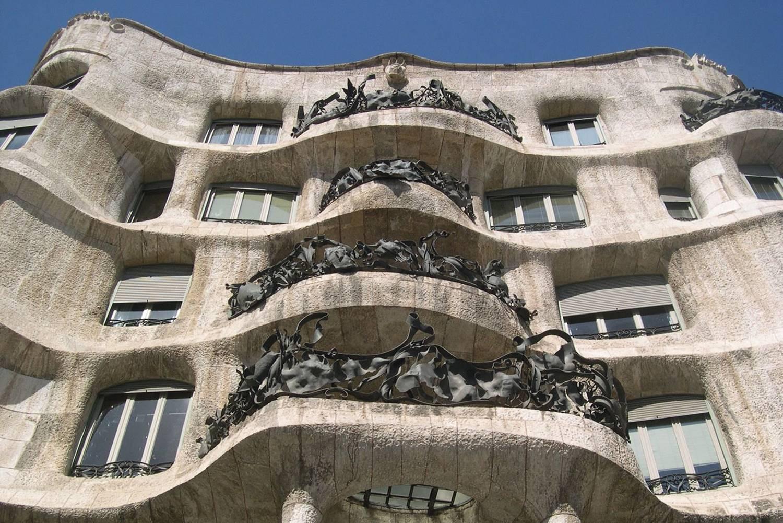 Casa Milà.