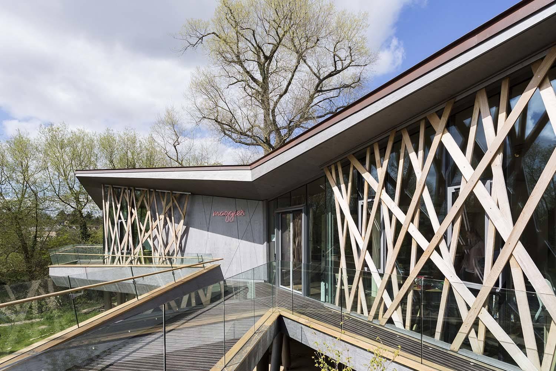 Centro Maggie's en Oxford, de Chris Wilkinson.