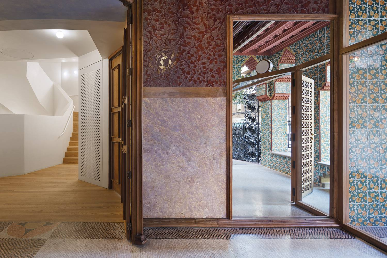 Proyecto de Rehabilitación de Martínez Lapeña – Torres Arquitectos y el estudio Daw Office en la Casa Vicens.