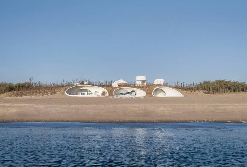 El Museo de arte UCCA Dune abre sus puertas en China