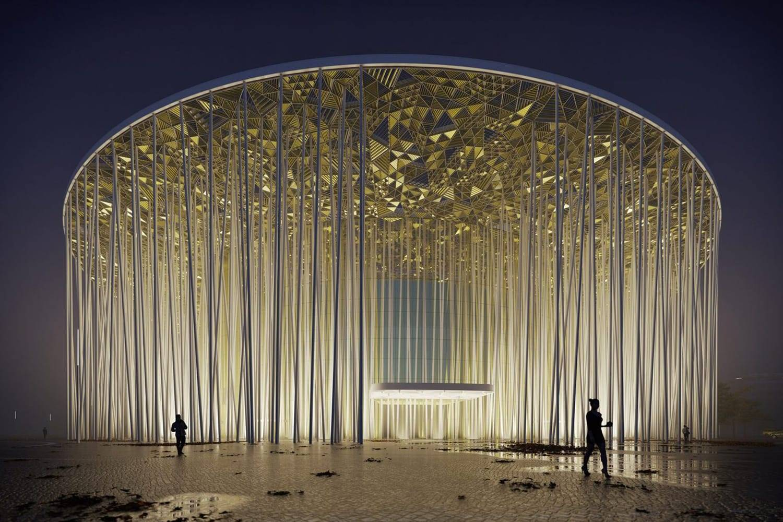 Wuxi Thaiu Show Theatre.