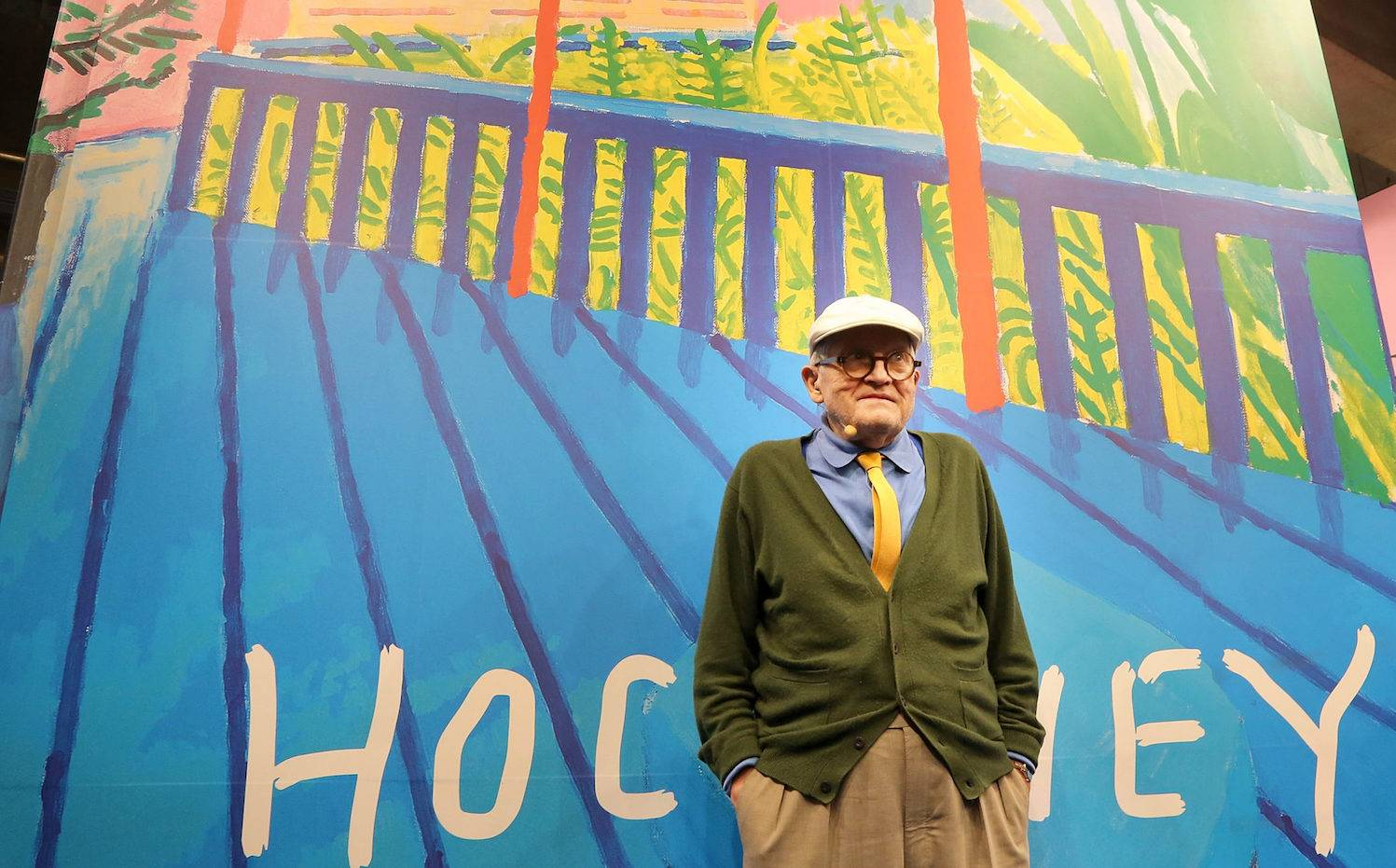 Hockney – Time Reclaimed