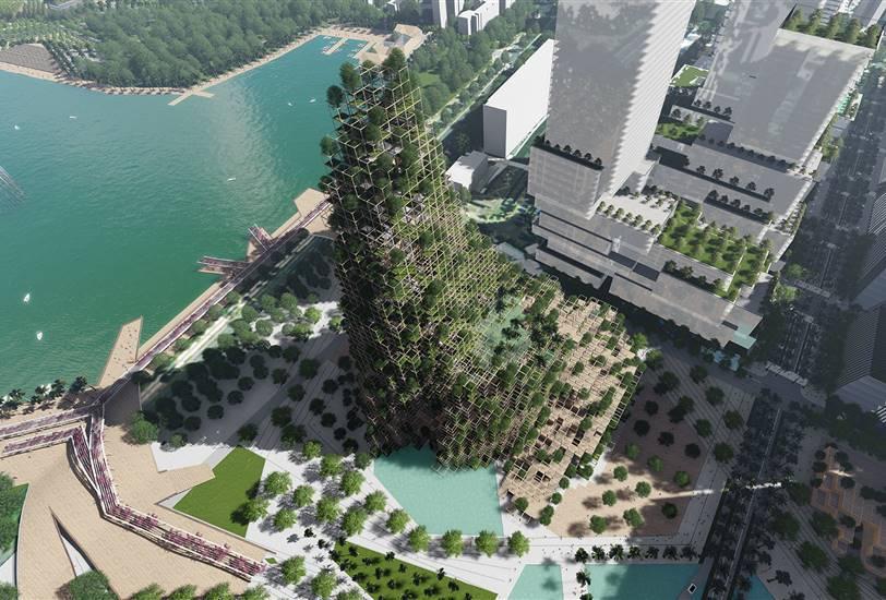 Vicente Guallart reinventa la capital tecnológica china