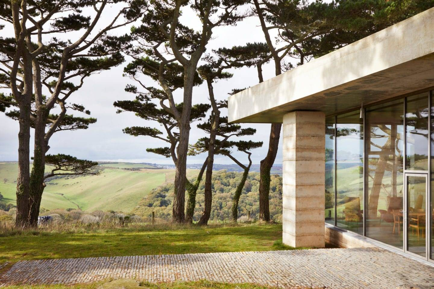 Secular Retreat, de Peter Zumthor para Living Architecture.