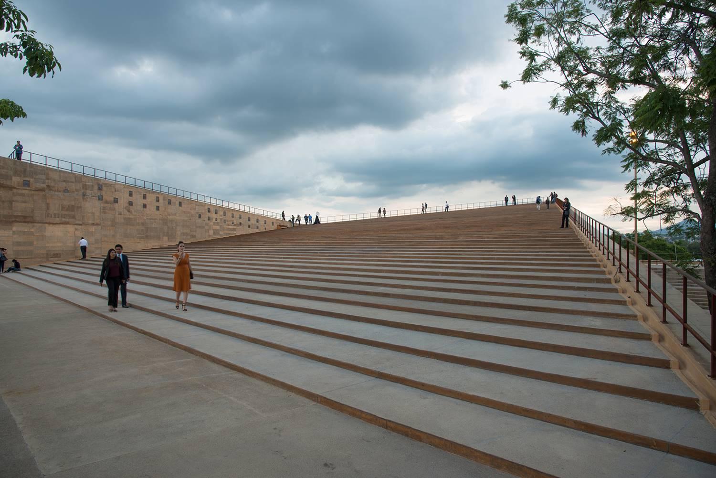 Centro Cultural Teopanzolco, Cuernavaca (México), de Isaac Broid + Productora.