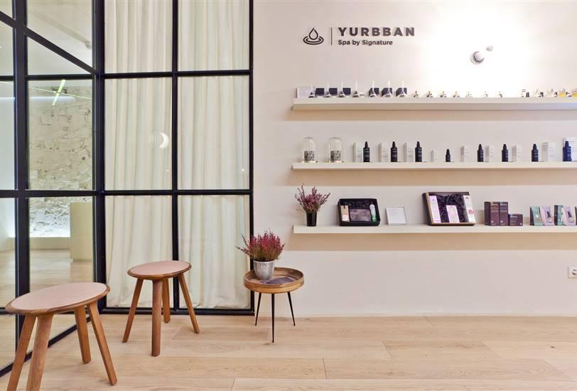 Signature Spa se encuentra en el Yurbban Trafalgar Hotel de Barcelona.