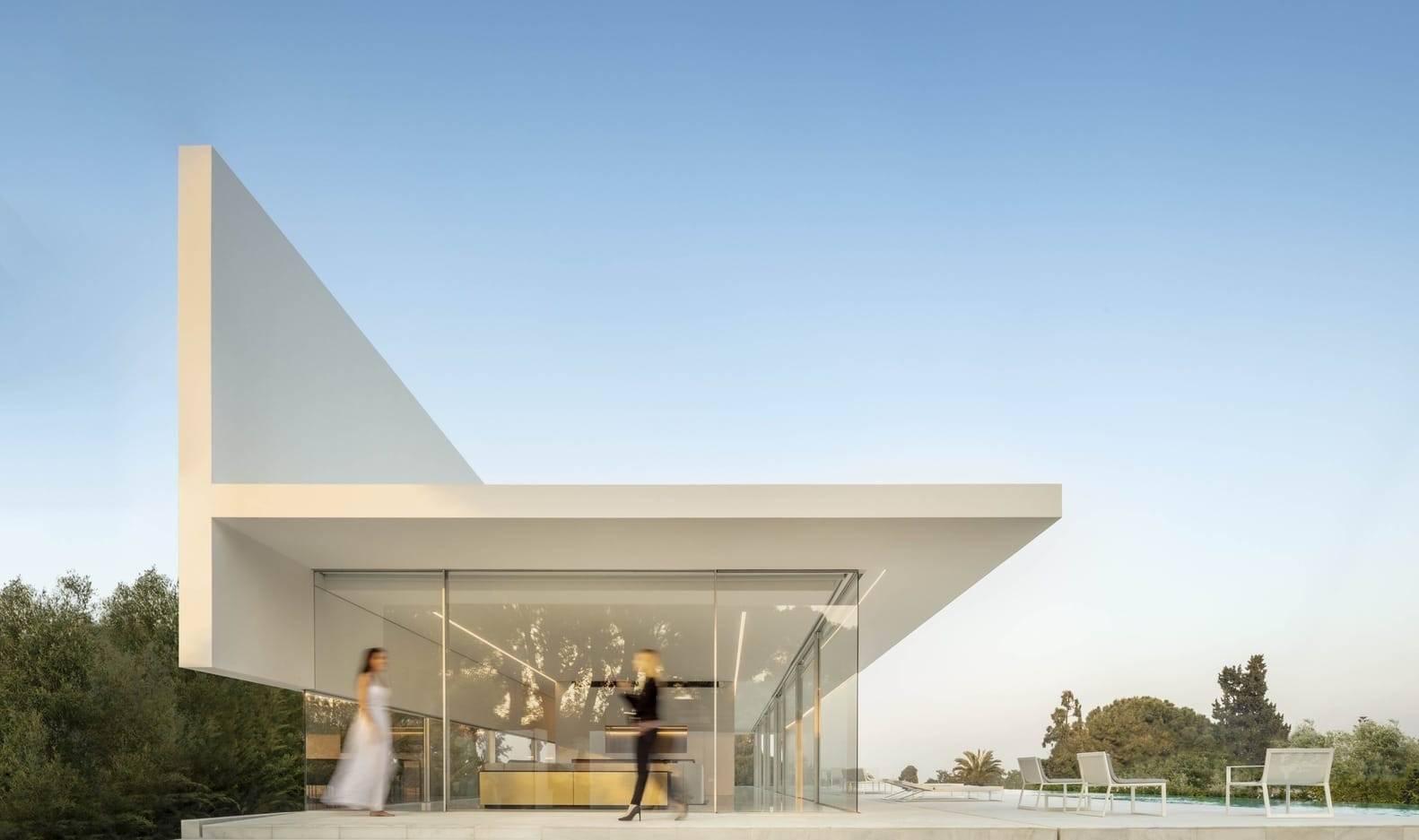 Fran Silvestre se luce con la Casa Hofmann