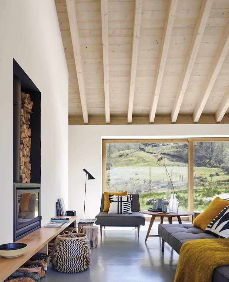 Lista de consejos para crear una ambiente cálido y confortable.