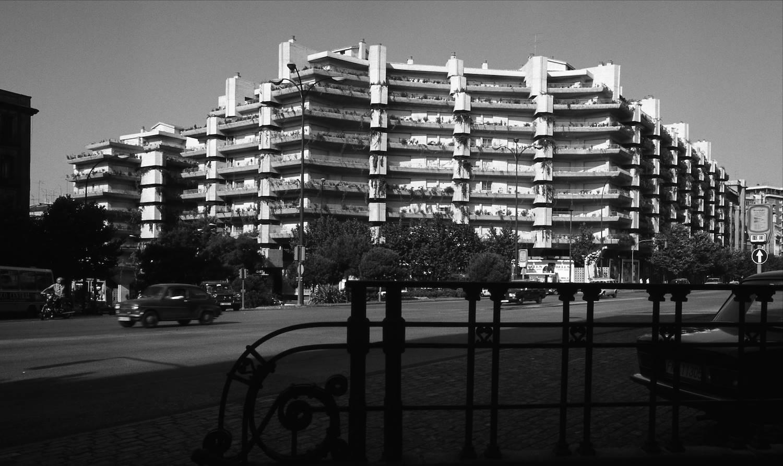 Edificio Militares en San Bernardo.