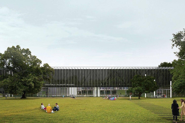 Bauhaus 100 anos Arquitectura y Diseno 02. [02] Nuevo Museo Bauhaus Dessau