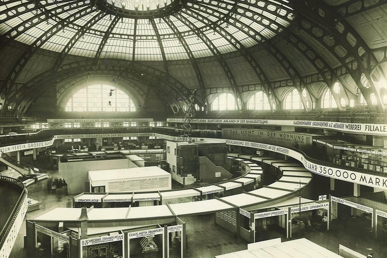 Bauhaus 100 anos Arquitectura y Diseno 05. [05] Frankfurt Modernism 1919-133