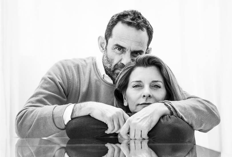 Ideal Standard se alía con Ludovica y Roberto Palomba