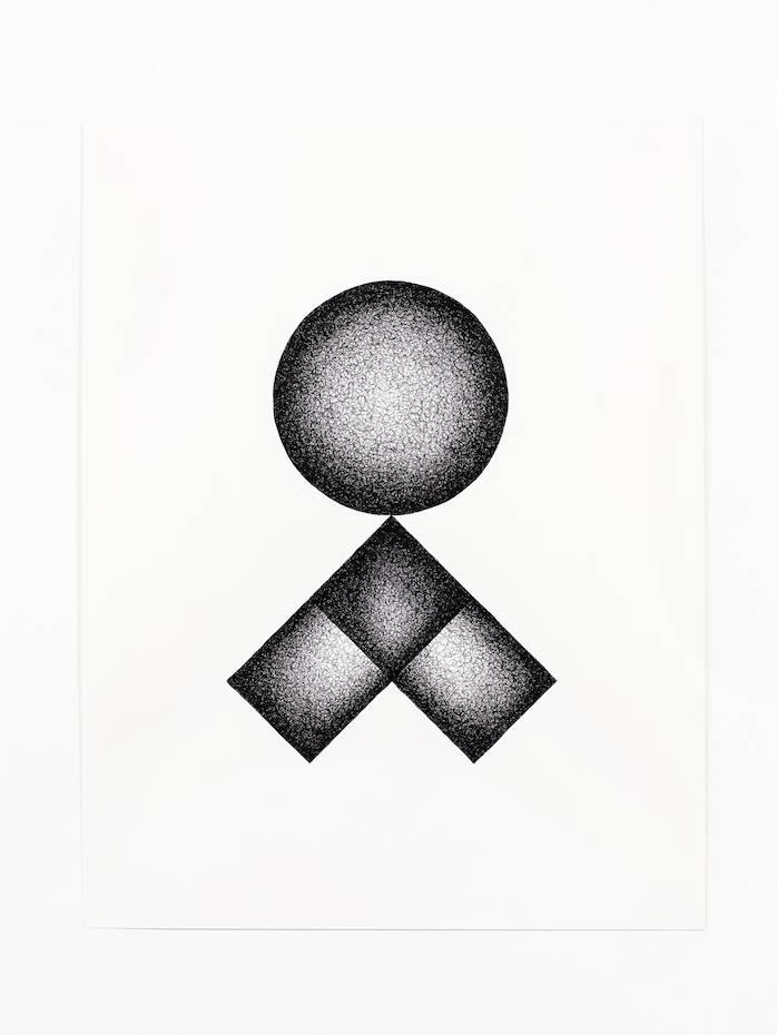 'Dos rectángulos y un círculo'