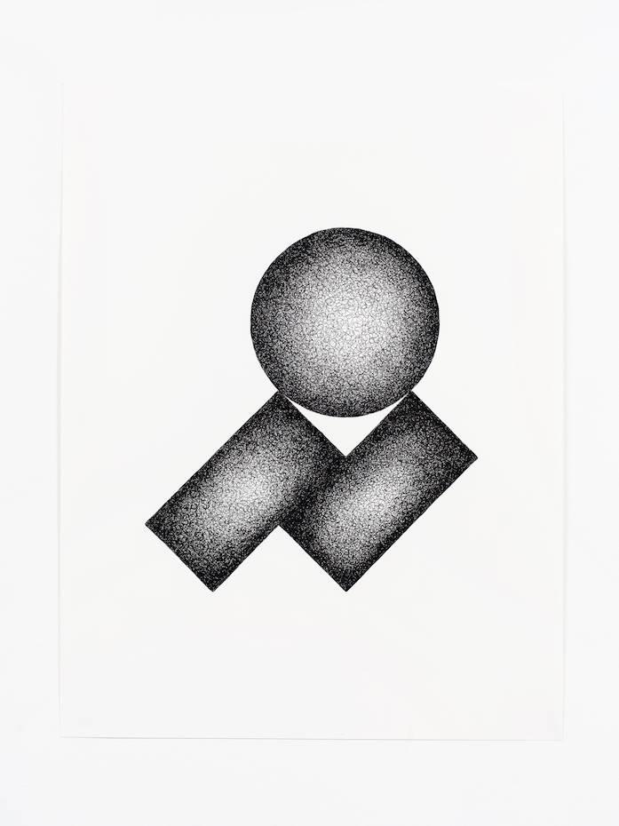 'Dos rectángulos y un círculo'.